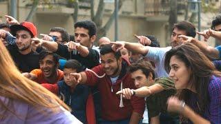 NEW! Little Party Flashmob | FLASHMOB Azerbaijan