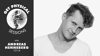 Get Physical Sessions Episode 45 with Andreas Henneberg