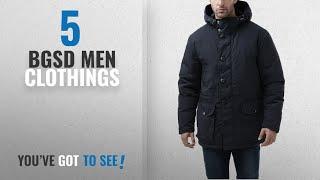 Top 10 Bgsd Men Clothings [ Winter 2018 ]: BGSD Men