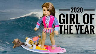 2020 Girl of The Year - Full Set Reveal - American Girl Doll - Joss Kendrick