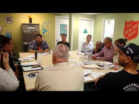 2015 07 09 Hollywood BID Joint Security Committee meeting part 1