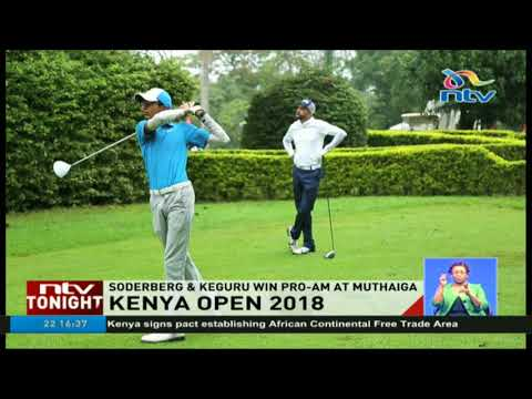Latest results from the Kenya Open