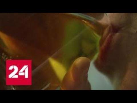 """Опасная """"бодрость"""": почему алкогольные энергетики не исчезли из магазинов  - Россия 24"""