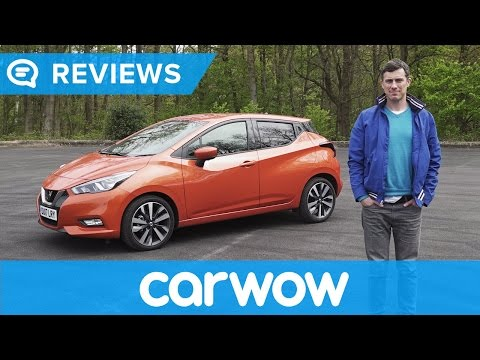 Nissan Micra 2018 in-depth review   Mat Watson Reviews