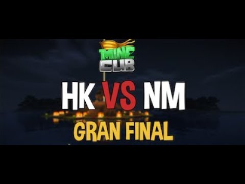 [FINAL LIGA MINECUB 2019] NM VS HK | GG
