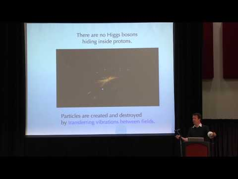 Higgs Boson and the Fundamental Nature of Reality  -  Sean Carroll  -  Skepticon 5