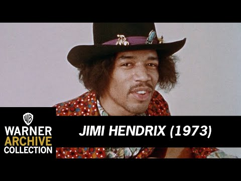 Jimi Hendrix (1973) – Hear My Train A Comin' (Acoustic)