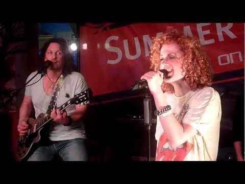 lucy diakovska - dance with somebody [summer rocks tour 2011 - bremen]