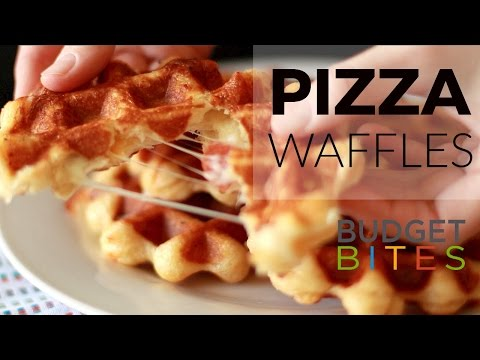 Budget Bites: Pepperoni Pizza Waffles | Coupons.com