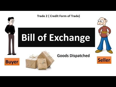Bill Of Exchange in hindi | Bill Of Exchange  | concept of bill of exchange | Trade and Finance