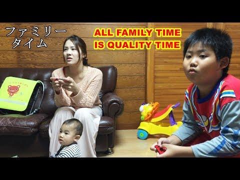Menghabiskan Waktu Bersama Keluarga Di Jepang