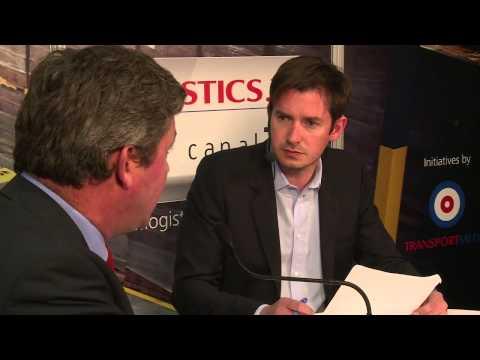 Live Studio LOGISTICS.TV : WDP Warehouses et DP World à propos du Trilogiport