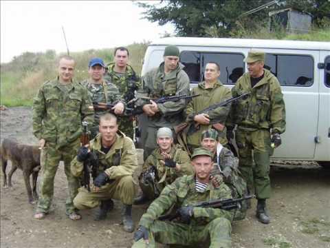 ССГ 6 Горный Аллерой Чеченская Республика 2005 2006 год
