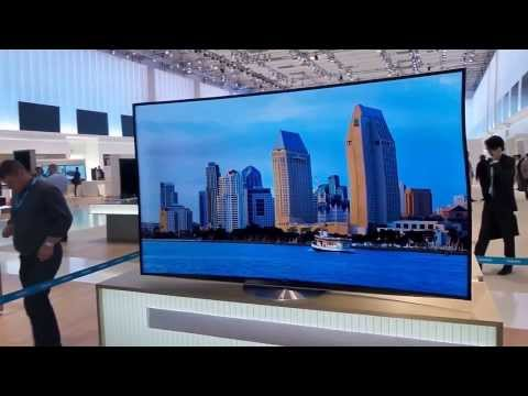 Samsung Ultra High Definition  Curved LED TV 65 )   YouTube [1080p]