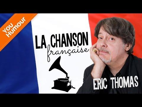 ÉRIC THOMAS décortique la chanson française