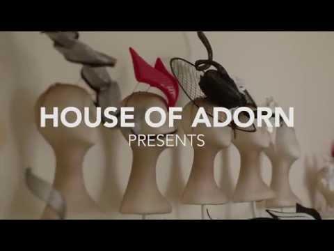 House of Adorn presents Rebecca Share | Milliner Designer Profile (Full Version)