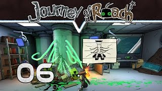 Nukulare Abfälle 🐛 JOURNEY of a ROACH #06 ☢ German | Deutsch | Lets Play | Gameplay