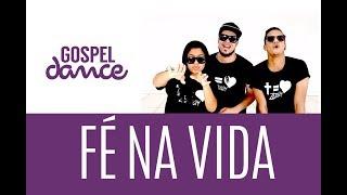 gospel dance fé na vida preto no branco