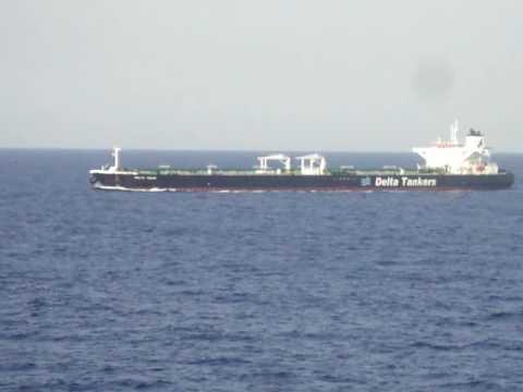 Suezmax Delta Ocean - Delta Tolmi