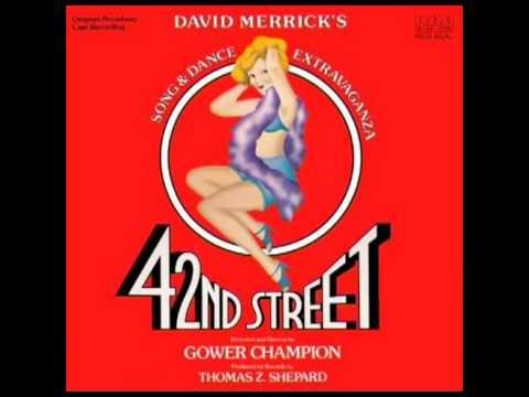 42nd Street 1980 Original Broadway Cast  12 Shuffle off to Buffalo