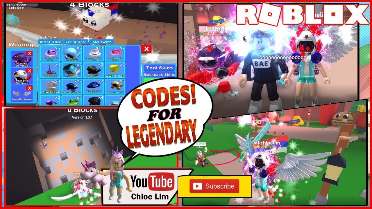 Roblox Gameplay Mining Simulator 3 Codes For Legendary - mining simulator roblox mythical eggs codes