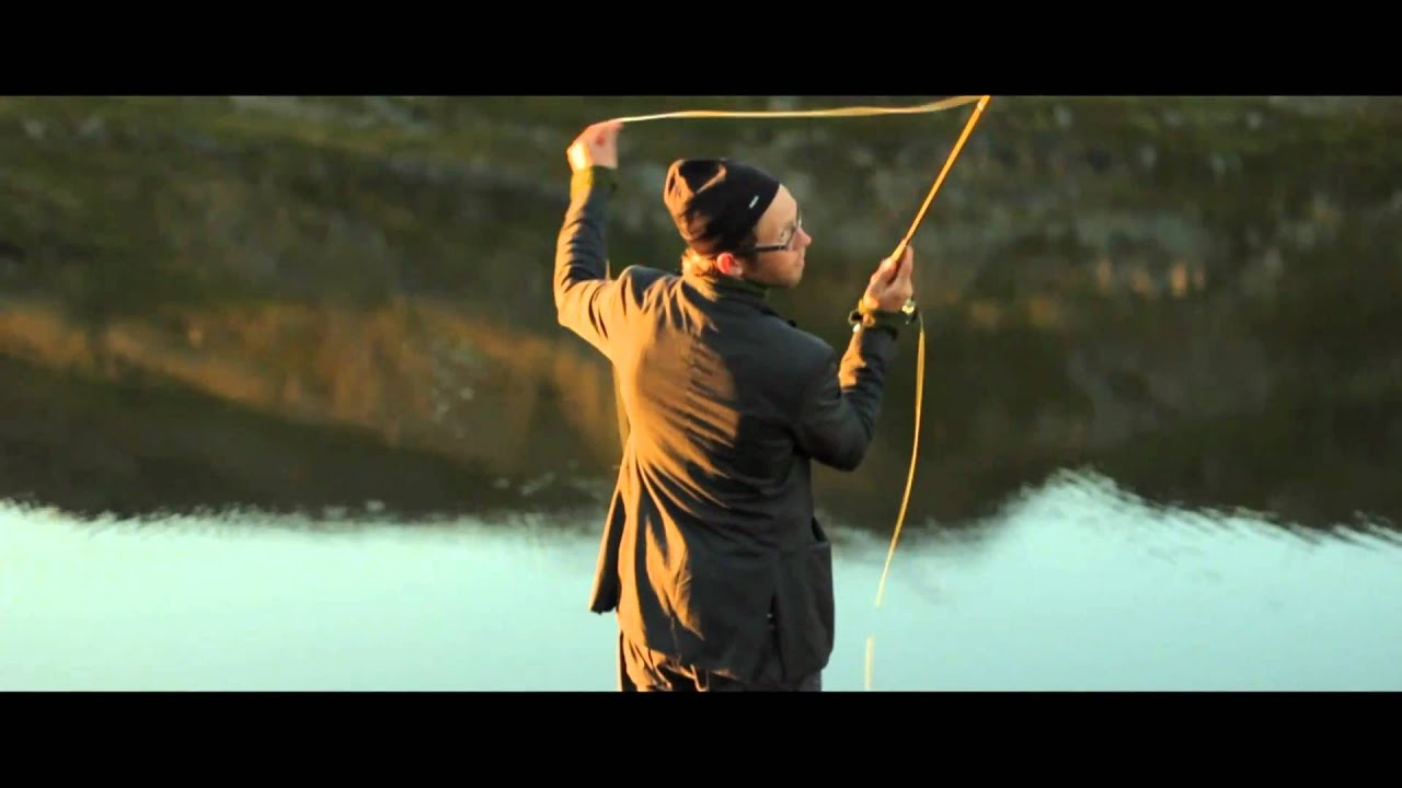 Advanced trick casting the shadow cast youtube for Shadow fly fishing