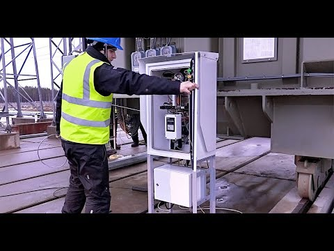 Installation Of The Optimus™ DGA Monitor Into A Power Transformer