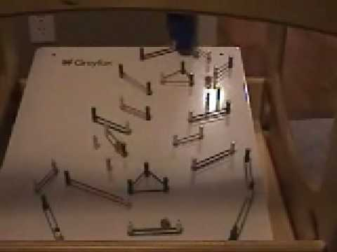 Marble Run Magentix Toy