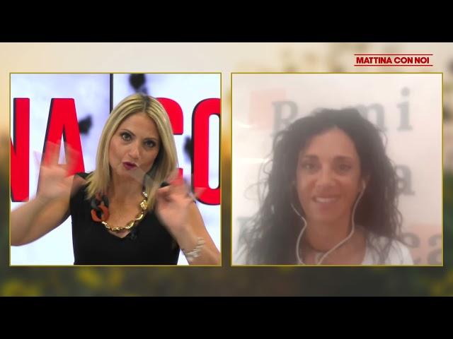 MATTINA CON NOI - Romina Paludi, estetista, titolare Romi Roma Estetica