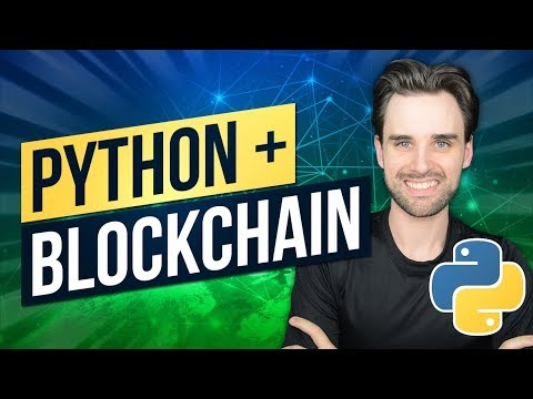 🐍🔥 How To Learn Python For Blockchain
