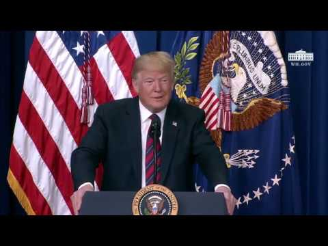 President Trump Delivers Remarks at the White House State Leadership Day Conference