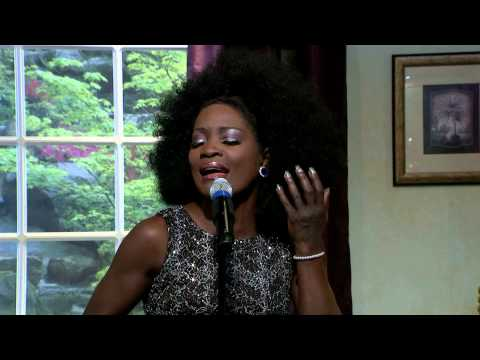 Lillie McCloud - Alabaster Box - Live Studio Performance - GREAT MIX!