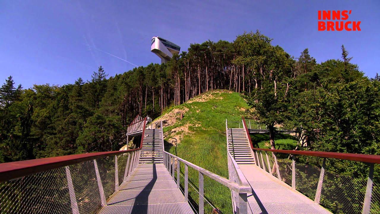 Download Panoramaweg Bergisel Innsbruck