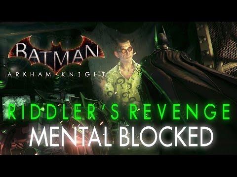 Riddler S Revenge Bleake Island
