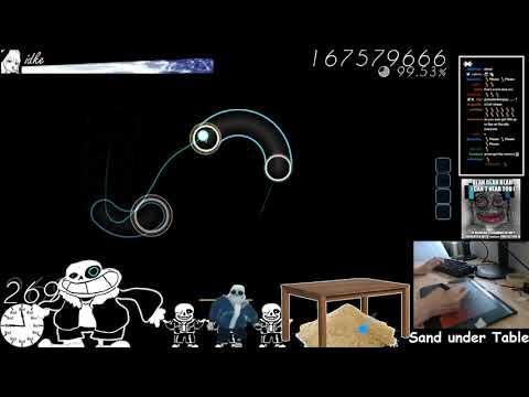osu! | idke | Imperial Circus Dead Decadence - Uta [Himei] +HR 99.31% FC #2 937pp | Livestream!