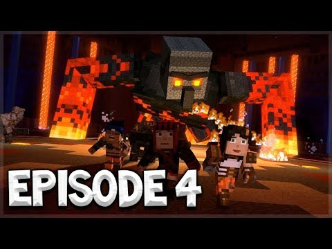 minecraft story mode season 2 episode 4