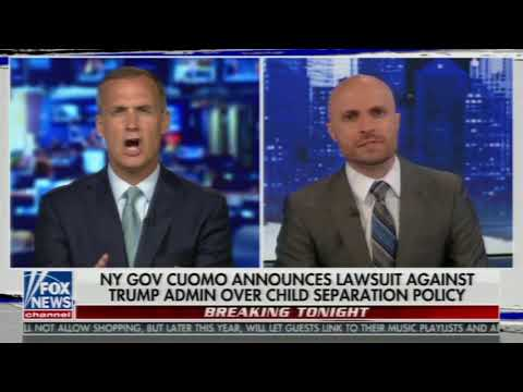 Corey Lewandowski Says 'Womp, Womp' About Girl with Down Syndrome