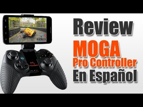 how to connect moga pro to pc