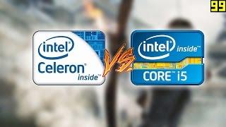 Celeron vs i5: Gaming Performance (for value)