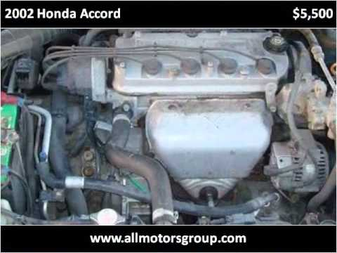 2002 Honda Accord Used Cars Quincy MA