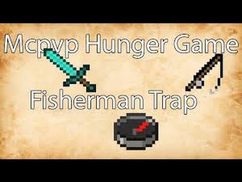Easy Solo Fisherman Trap (mc-hg)