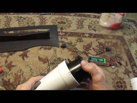 Building The removable (70mm EDF Thrust tube) http://foamconceptjets.yolasite.com