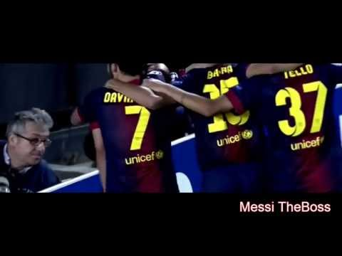 FC Barcelona ● All Goals of Season 2012-2013 ||HD|| (with commentary)