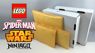 Unboxing Mystery LEGO! Rare polybags haul!