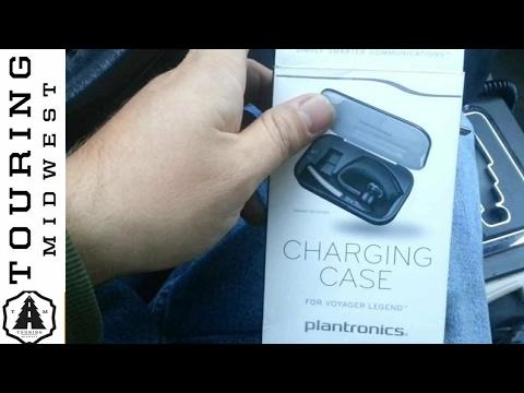 Plantronics Charging Case Unboxing Youtube