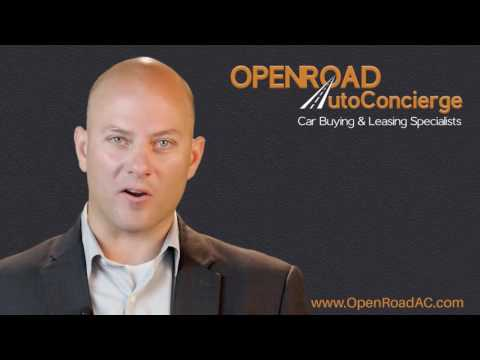 Introducing Open Road Auto Concierge Car Buying Services