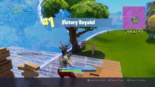 Fortnite 24th Solo Win| Fighting This Damn Building Bug