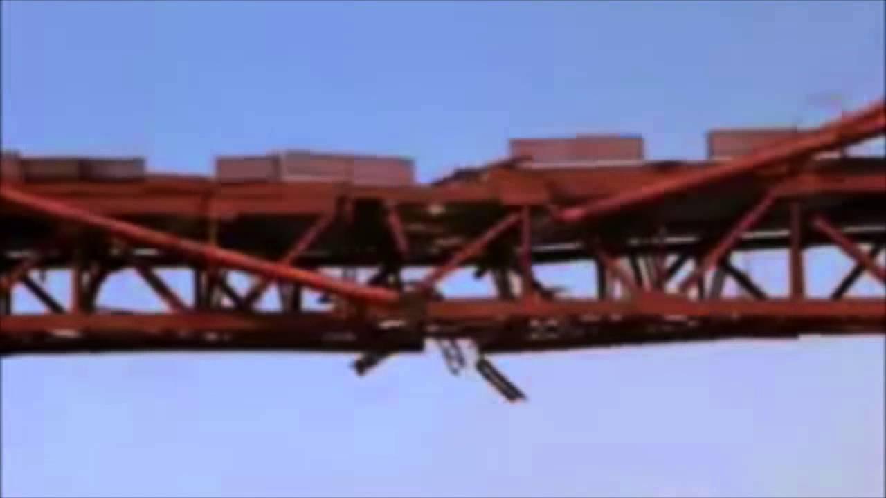 san francisco bridge collapse