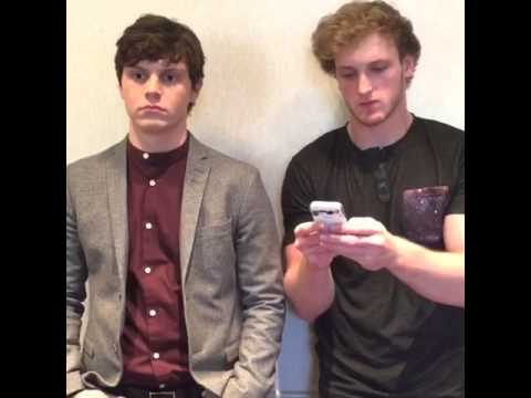 VINE LOGAN PAUL AND EVAN PETERS