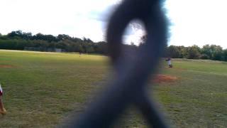 Reid S. hits triple today. 10-22-2011 Video